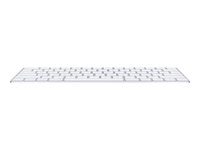 Apple Magic Keyboard - Tangentbord - Bluetooth - svenska - för 10.2-inch iPad; 10.5-inch iPad Air; iPad mini 5; iPhone 11, XR, XS, XS Max MLA22S/A